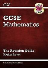 GCSE Maths Revision Guide with Online Edition - Higher (A*-G Resits) by Richard