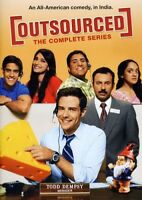 Outsourced: Complete Series [New DVD] Ac-3/Dolby Digital, Dolby, Subtitled, Wi