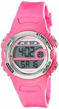 Timex Women's T5k771m6 Marathon Digital Display Quartz Pink Watch