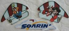 Disney Soarin Ride in Epcot - Printed Scrapbook Page Paper Piece or Title
