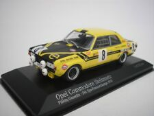 Opel Commodore a Stonemason #8 24 H Spa Francorchamps 1970 1/43 MINICHAMPS NEW