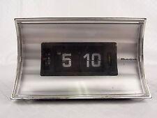 Vintage Bulova Digital File Number Alarm Clock Model B-5410 Series #3032