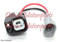"""EV6 MALE FUEL INJECTOR CONNECTOR 2.5/"""" pigtail"""