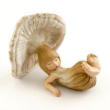 Miniature Sleepy Shroom Baby To 4481 Fairy Gnome Garden