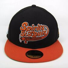 NEW Era MEN'S ABA SPIRITS OF ST. Louis Team Classic 5950 montato CAP-TAGLIA 7 1/4