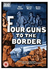 Four Guns To The Border (1954) [New DVD]