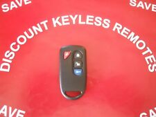 KIA  DEALER INSTALLED  KEYLESS REMOTE     GOH-PCGEN2    4-BUTTON   VGC