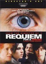 Requiem for a Dream (Dvd, 2001, Director's Cut) Ellen Burstyn, Jared Leto, New