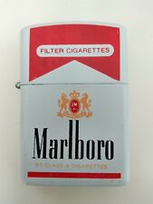 MARLBORO  CIGARETTE LIGHTER CHAMP (TYPE ZIPPO)  1990s OLD STOCK UNUSED !!!