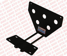 1995-1997 Camaro STO-N-SHO Removable Take Off Front License Plate Bracket