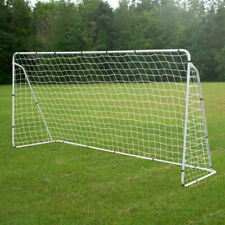 Segawe H021020G2GG2008 12x6 Steel Soccer Goal with Net