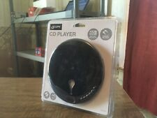 GPX CD Player Aniti Skip Protection Earbuds Included