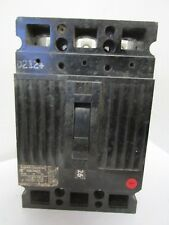GENERAL ELECTRIC TED134030 30 Amp 3 Pole 480 Volt Circuit Breaker...   UE-07