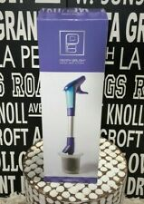 Peppy Brush Toilet Bowl Brush Built-In Cleaning Spray System & Brush Holder