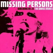 Missing Persons-Walking a Los Angeles-The Dance Mixes-by Anthony Rasta-CD NUOVO