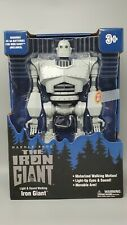 Warner Bros. The Iron Giant | Light & Sound Walking Iron Giant | New