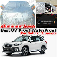 For Subaru Forrester car cover waterproof rain resistant dust UV protect cover
