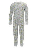 BNWT M&S Grey Hello Kitty Little Miss All in One Pyjamas 18-24 Months