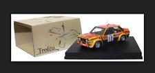 FIAT 131 ABARTH Monte Carlo 1980 M.Mouton-A.Arrìì 1/43 1411 Trofeu