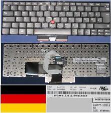Teclado Qwertz Alemán LENOVO Edge E220 E220s E120 E125 X121E 0A62123 04W0920