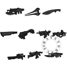 10 Science Fiction Halo Star Trek Guns Weapons Accessories for Lego minifigures!