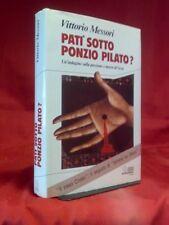 PATÌ SOTTO PONZIO PILATO ? INDAGINE SULLA PASSIONE E MORTE DI GESÚ - 1992
