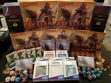 Magic Collection Booster Lot Fat Pack Bundle + Sleeves + Rares + Bulk +More! MTG