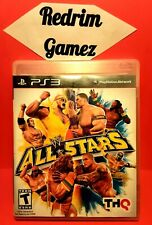 WWE All-Stars PS3 Video Games