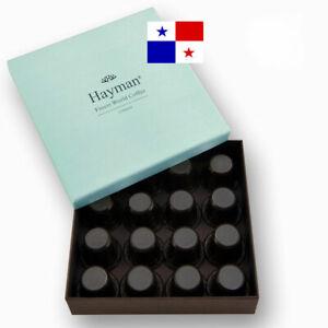 100% Geisha Kaffee aus Panama - 16 Kaffeekapseln Nespresso®* kompatibel