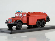 Scale model truck 1/43 Tatra-111R CAS-12 fire tank