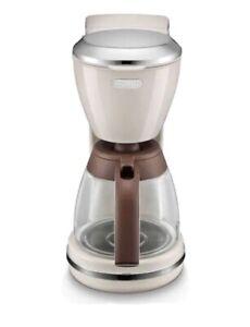 Delonghi Icona Vintage ICMOV210 Drip Coffee Maker - No Pot