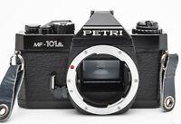 Petri MF-101A Body Gehäuse SLR Spiegelreflexkamera Camera analog 35mm