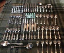 Fabulous 63pc A1 Epns Kings Pattern Cutlery Set