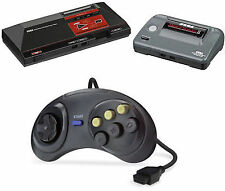 Sega Master System I II 6 Button Fighting Controller Gamepad Joystick Joypad