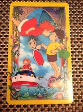 Beautiful Large Glossy PONYO Fridge Magnet - Anime Studio Ghibli refrigerator