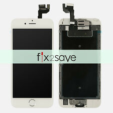 """White LCD Display Touch Screen Digitizer Assembly Replacement For iPhone 6S 4.7"""""""