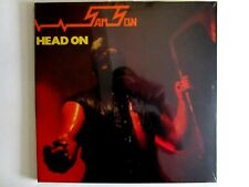 SAMSON HEAD ON LP 2017 IMPORT REPRESS BRUCE DICKINSON IRON MAIDEN NWOBHM