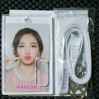 TWICE NAYEON IC CARD CASE + photocard #TWICE official goods HIGH TOUCH EVENT