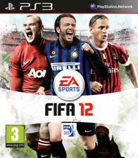 FIFA 12 PS3 SONY PLAYSTATION 3 NUOVO ITALIANO LOVE FOOTBALL