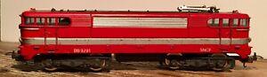 LIMA BB 9291 rouge CAPITOLE électrique SNCF vieux stock non éclairée