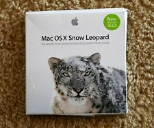 Mac OSX Snow Leopard DVD 10.6.3 Version and stickers too