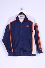 Adidas Mens M 176 Tracksuit Shiny Blue Vintage '90 Sport Training