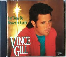 Let There Be Peace on Earth by Vince Gill (CD, Sep-1993, MCA (USA))