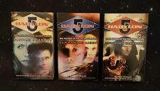 More details for babylon 5 : the passing of the technomages (complete trilogy) unread paperbacks