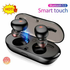 Bluetooth 5.0 Earbuds Wireless Headphones Earphones For iphone Android TWS4 HOT