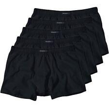 5er Pack Götzburg Herren Slips Pants Boxer schwarz blau auch große Größen 742460
