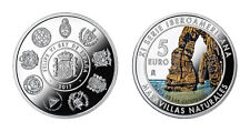 ESPAÑA 5 euro plata 2017 XI SERIE IBEROAMERICANA - MARAVILLAS NATURALES