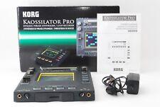 Korg Kaossilator Pro KO-1PRO Dynamic Phrase Synthesizer Loop Recorder Boxed