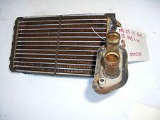 MG ZS 1.8 Auto 5dr 2002 52 Reg Heater Matrix