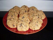 **Homemade Moist & Delicious OATMEAL RAISIN Cookies**